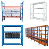 Heavy Duty Steel Industrial Warehouse Storage Drive Through Pallet Shelving