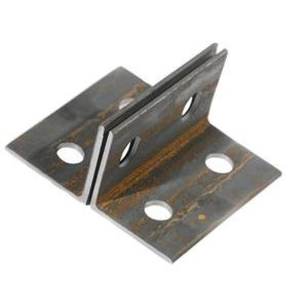 Steel Galvanized Unequal Iron with Hole Punched Gi Angle Bar #1 image