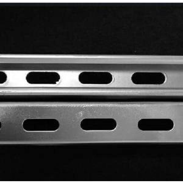 BS En S355j0 S355jr Galvanized Slotted Ms Steel Angle Perforated Iron Angle #3 image
