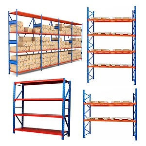 Heavy Duty Metal Selective Pallet Rack for Industrial Warehouse Storage Solutions #3 image