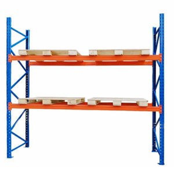 Metal Warehouse Storage Wholesale Wire Mesh Pallet Rack #1 image