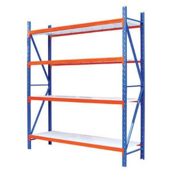 High Speed Heavy Duty Customized Radio Shuttle Pallet Racking for Warehouse Storage #3 image