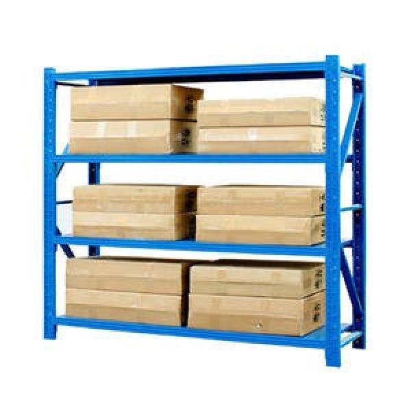 Heavy Duty Steel Selective Pallet Rack for Industrial Warehouse Storage #3 image