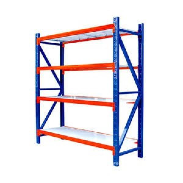 High Density Bulk Storage Auto Gravity Pallet Racking #2 image