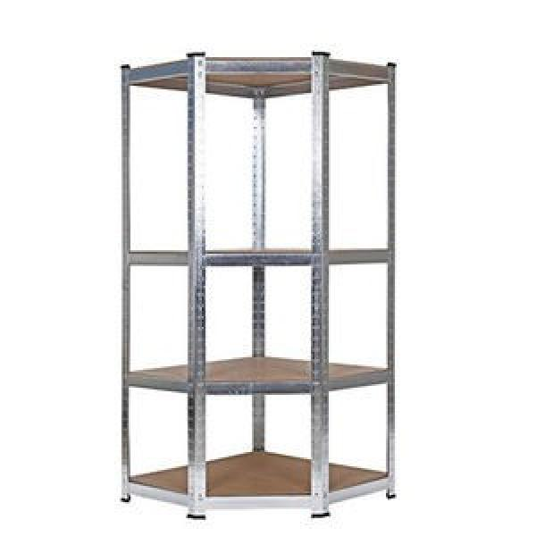"Restaurant Kitchen 42""X 30"" 4 Tier Wire Rack Unit Adjustable Wire Metal Shelving #3 image"