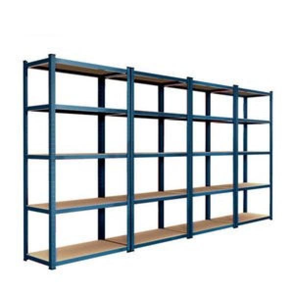 Beam Type Cold Storage Clothing Plumbing Heavy Duty Metal Steel Warehouse Pallet Storage Racking #3 image
