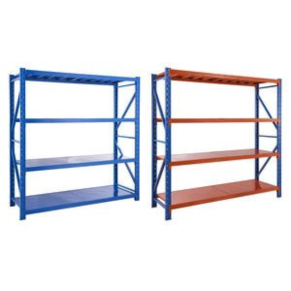Adjustable Chrome Wire Shelving Metal Storage Rack for Garage / Warehouse #1 image