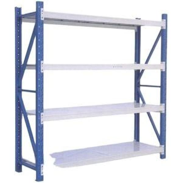 Adjustable Chrome Wire Shelving Metal Storage Rack for Garage / Warehouse #3 image