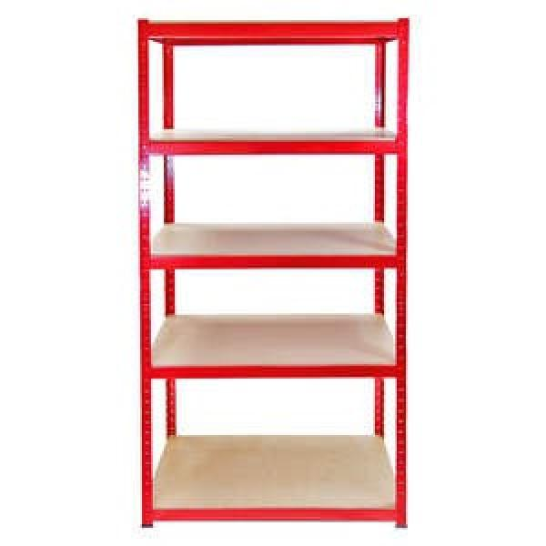 Industry Warehouse Metal Shelf Storage Rack System Steel Shelf #2 image