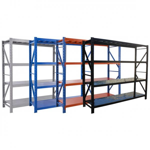 High Quality Industrial Metal Anti Corrosive Industrial Warehouse Pallet Rack for Storage Solutions #1 image