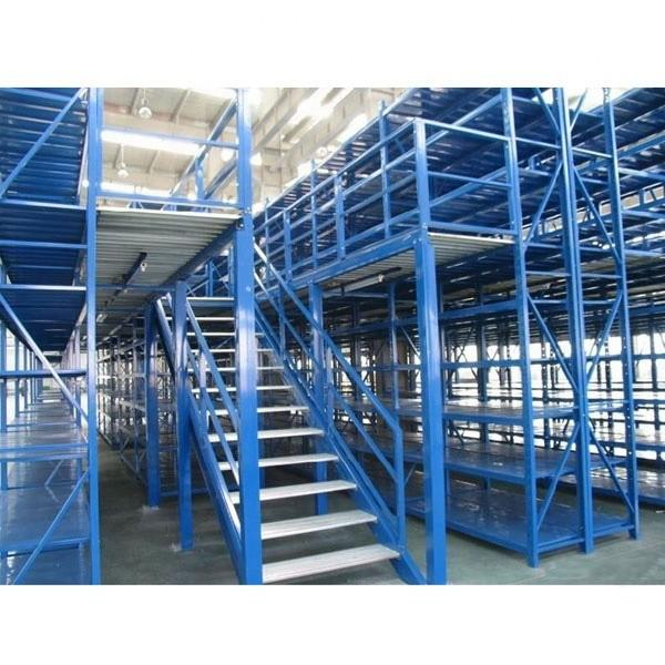 High Quality Industrial Metal Anti Corrosive Industrial Warehouse Pallet Rack for Storage Solutions #2 image
