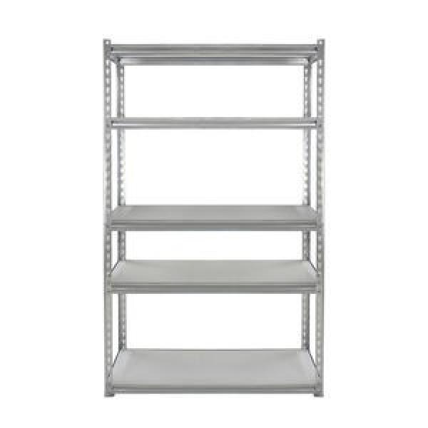 Stainless Stainless Steel Market Commercial Storage Rack Goods Shelving #3 image