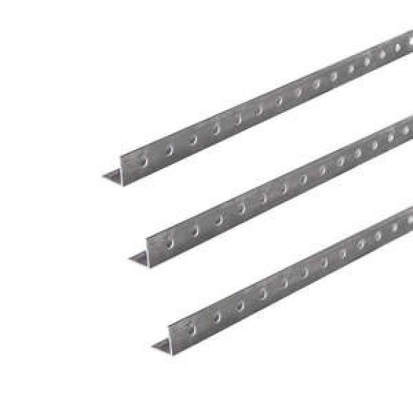 BS En S355j0 S355jr Galvanized Slotted Ms Steel Angle Perforated Iron Angle #2 image