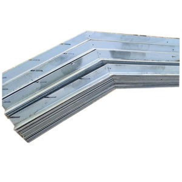 Prepainted Glazed Roofing Materials Profile/Colorbond Corrugated Trimdek Roofing #1 image