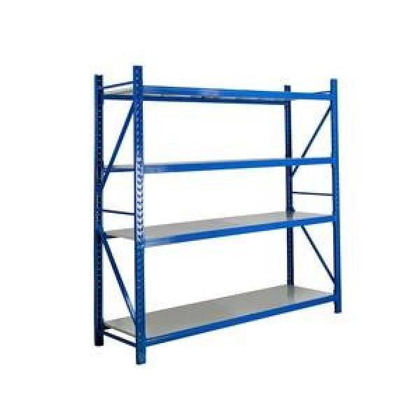 High Speed Heavy Duty Customized Radio Shuttle Pallet Racking for Warehouse Storage #2 image
