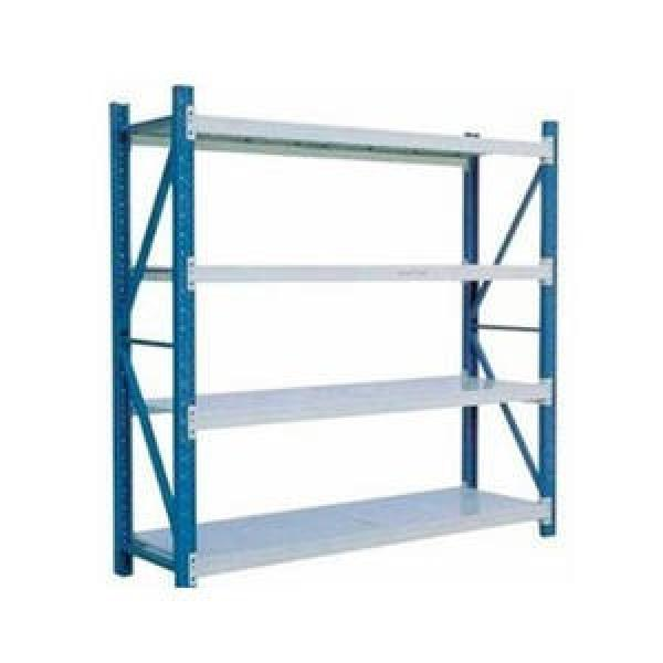 High Speed Heavy Duty Customized Radio Shuttle Pallet Racking for Warehouse Storage #1 image
