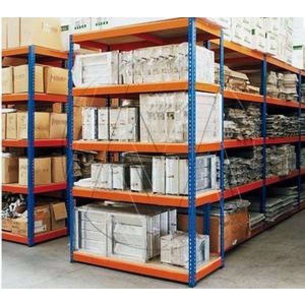 Heavy Duty Steel Selective Pallet Rack for Industrial Warehouse Storage #2 image