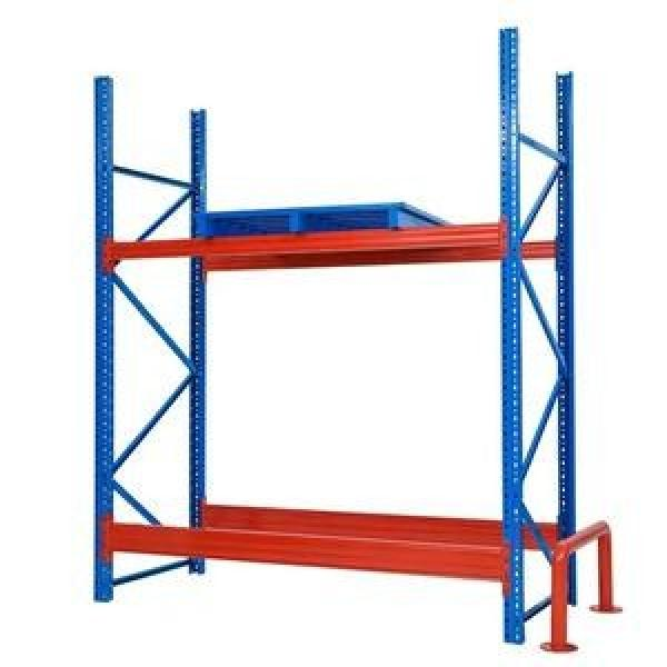 Best-Selling Warehouse Storage Heavy Duty Steel Pallet Racking with Powder Coating #2 image