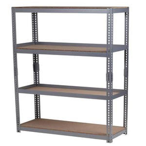 Commercial General Used Rack/Metal Material Heavy Duty Storage Racking/Warehouse Stocking Shelf #1 image