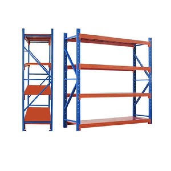 4 Tire Metal Storage Rack Used Commercial Shelving #3 image