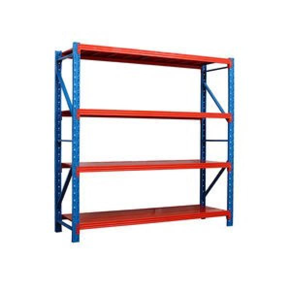 Commercial General Used Rack/Metal Material Heavy Duty Storage Racking/Warehouse Stocking Shelf #3 image